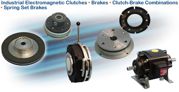 Electromagnetic Clutches Brakes Clutch Brake Combinations Spring Set
